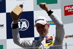 Podium: third place Maximilian Günther, Prema Powerteam Dallara F312 – Mercedes-Benz
