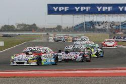 Juan Martin Trucco, JMT Motorsport Dodge, Emanuel Moriatis, Alifraco Sport Ford, Nicolas Gonzalez, A