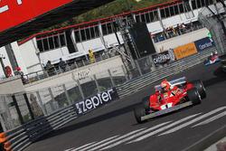 Chris Mac Allister, Ferrari 312 T2