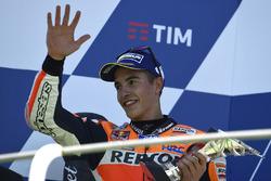 Le deuxième, Marc Marquez, Repsol Honda Team