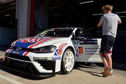 Jordi Gene, Team Engstler, Volkswagen Golf GTI TCR