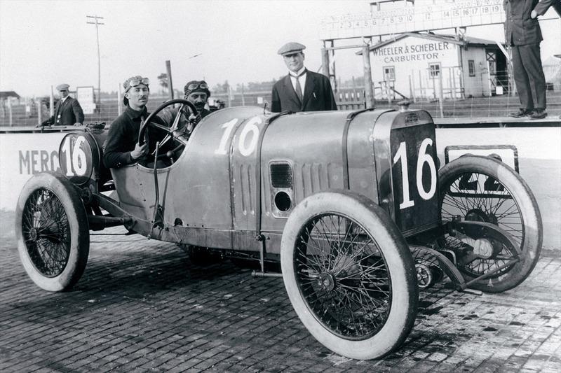 1913 - Jules Goux, Peugeot