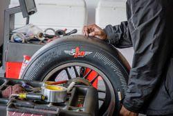 Inspección de neumáticos