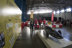 Marc Gene, Piloto de prueba, Scuderia Ferrari y estudiantes de la UNAM con el coche Mako en el Shell