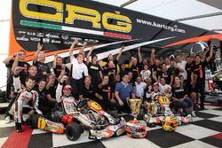 CRG viert de wereldtitel van Max Verstappen