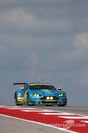 #97 Aston Martin Racing, Aston Martin Vantage GTE: Darren Turner, Fernando Rees