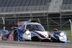 #60 Michael Shank Racing with Curb/Agajanian, Ligier JS P2 Honda: John Pew, Oswaldo Negri