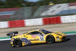 #50 AF Corse, Ferrari 458 Italia GT3: Pasin Lathouras, Michele Rugolo, Alessandro Pier Guidi