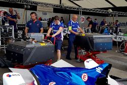 Box von Amlin Andretti Formula E Team