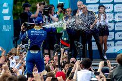 Campeón, Sébastien Buemi, Renault e.Dams