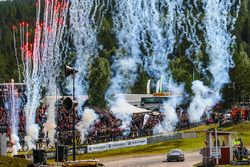 Winnaar Andreas Bakkerud, Hoonigan Racing Division