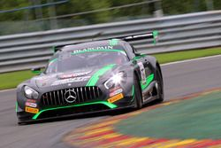 #86 HTP Motorsport Mercedes AMG GT3