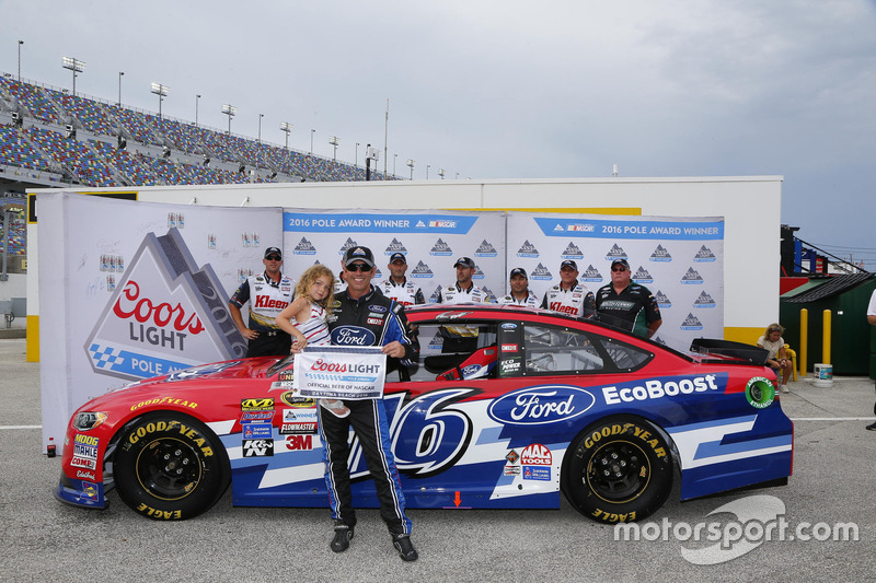 Daytona: Greg Biffle (Roush-Ford)