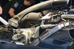 Détails du moteur de la McLaren MP4-31