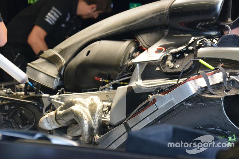Motor de McLaren
