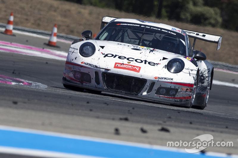 #911 Precote Herberth Motorsport, Porsche 991 GT3 R: Alfred Renauer, Robert Renauer, Daniel Allemann