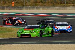 Lamborghini Huracan GT3, Bortolotti-Mul, Imperiale racing