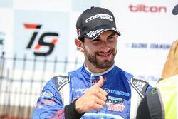 Race winner Felix Serralles, Carlin
