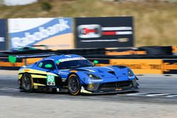 #80 Lone Star Racing Dodge Viper GT3-R : Dan Knox, Mike Skeen