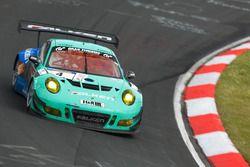 Wolf Henzler, Peter Dumbreck, Alexandre Imperatori, Falcon Motorsport, Porsche 991 GT3R