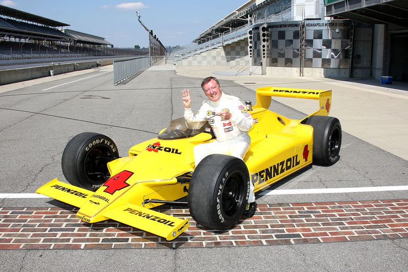 1980 - Johnny Rutherford