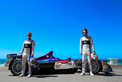 Sam Bird, Jean-Eric Vergne, DS Virgin Racing Formula E Team