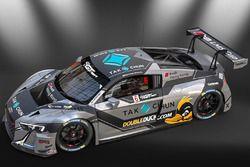 熊龙和区柏祥,Phoenix亚洲车队,Audi R8 LMS GT3