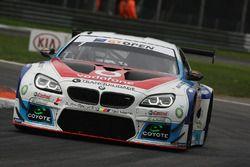 #1 BMW Team Teo Martin BMW M6 GT3: Miguel Ramos, Pieter Schothorst