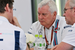 Pat Symonds, Williams Jefe técnico
