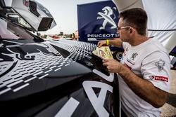 Peugeot Sport atmosphere