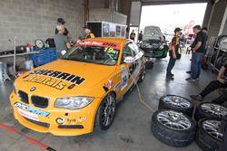 Michael Sherrin, Iain Sherrin, David Ayres, BMW 135i E82