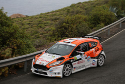 Iván Ares, Ford Fiesta R5