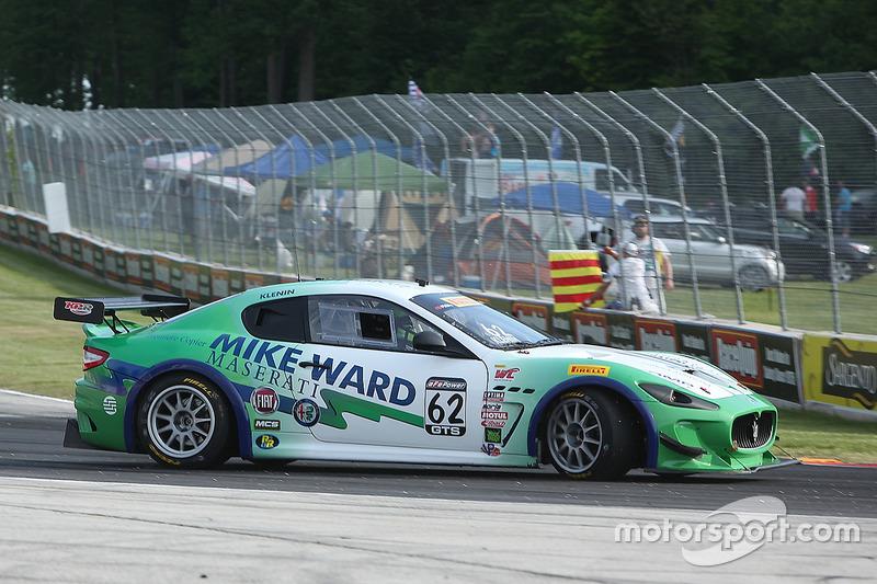 #62 Klenin Performance Maserati GranTurismo MC Trofeo: Mark Klenin