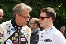 Lord March and Stoffel Vandoorne