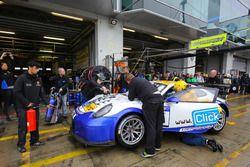 Robin Chrzanowski, Kersten Jodexnis, Porsche 991 GT 3 Cup MR