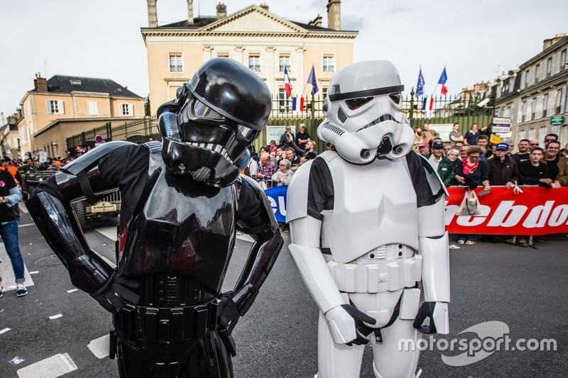 Star Wars Storm Troopers at your service