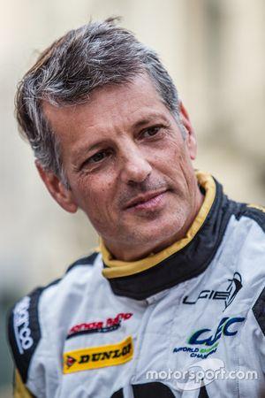 #49 Michael Shank Racing, Ligier JS P2 Honda: Oswaldo Negri Jr.