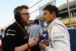 Рио Харьянто, Manor Racing на стартовой решетке