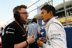 Rio Haryanto, Manor Racing on the grid