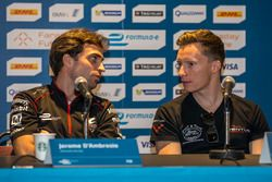 Mike Conway und Venturi, Jérôme d'Ambrosio, Dragon Racing