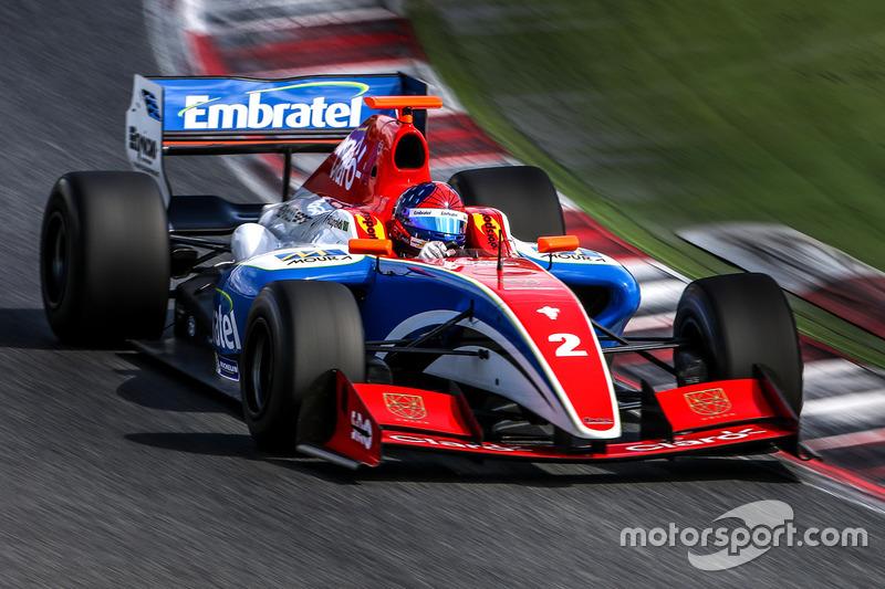 n°2 - Pietro Fittipaldi, Fortec Motorsports