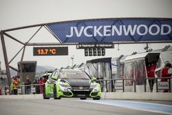Ferenc Ficza, Team Zengo, Honda Civic WTCC