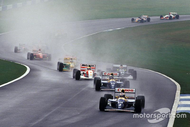 Silverstone - Alain Prost - 5 victorias
