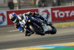 #7 Yamaha: Broc Parkes, Max Neukirchner, Ivan Silva, Igor Jerman