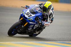 Adrien Ganfornina, Yamaha