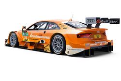 Машина Джейми Грина, Audi Sport Team Rosberg, Audi RS 5 DTM