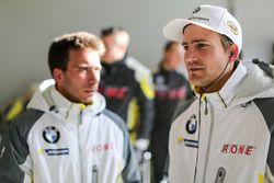 Philipp Eng, Dirk Werner, ROWE Racing, BMW M6 GT3