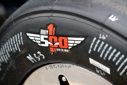 Special tires for the 100th Indy 500