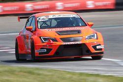 Jonathan Giacon Seat Leon TCR