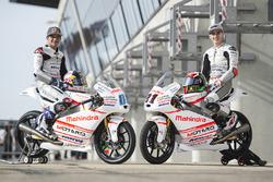 Francesco Bagnaia, Jorge Martin, Aspar Team Mahindra Moto3